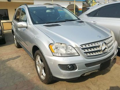 Foreign Used 2008 Model Mercedes-Benz ML350 for sale