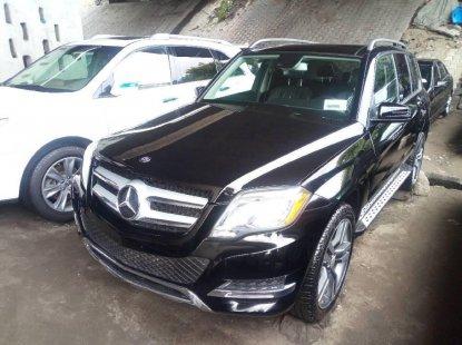 Foreign Used Mercedes-Benz GLK 2015 Model Black