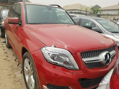 Foreign Used Mercedes-Benz GLK 2013 Model