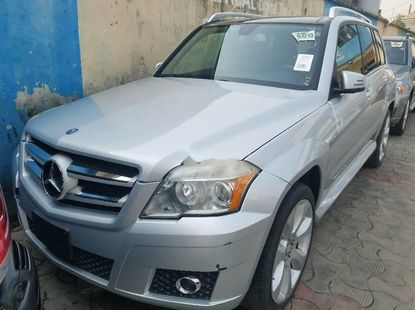 Foreign Used Mercedes-Benz GLK 2010 Model for sale