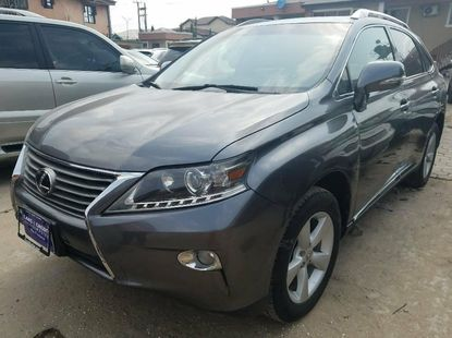 Clean Foreign Used 2013 Lexus RX for sale