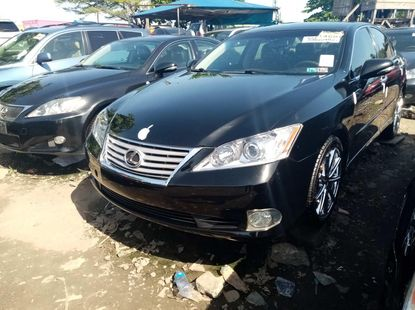 Very Clean First Body Foreign Used 2010 Lexus ES350
