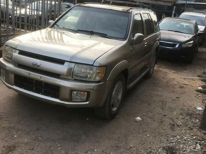 Naija Used Infiniti QX 2001 Model for sale
