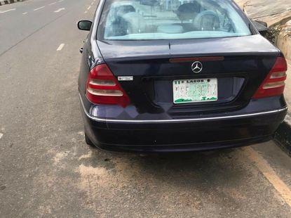 Naija Used 2004 Mercedes-Benz C240 for sale