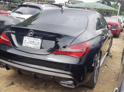 Tokunbo Mercedes-Benz CLA-Class 2015 Model Black