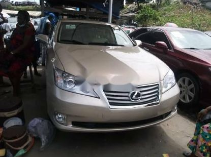 Clean Tokunbo Lexus ES 2011 Model