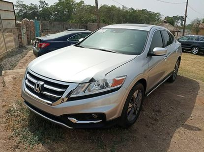 Foreign Used Honda Accord CrossTour 2014 Model Silver