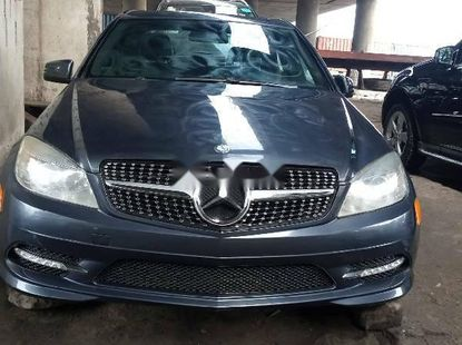 Foreign Used Mercedes-Benz C300 2008 Model Gray
