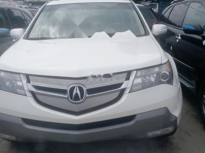 Full option accident free  Tokunbo 2008 Acura MDX for sale