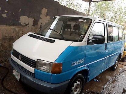 Very clean Nigeria used Volkswagen T4