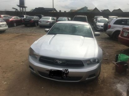 Very Clean Naija Used Ford Mustang 2013 Model
