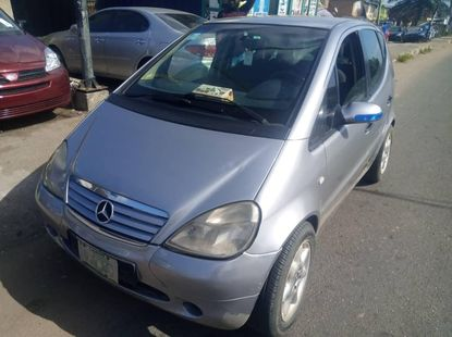 Very Clean Naija Used Mercedes-Benz A-Class 2003 Model