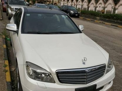 Foreign Used 2009 Mercedes-Benz C280 for sale