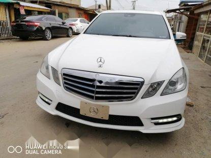 Nigeria Used Mercedes-Benz E350 2013 Model White