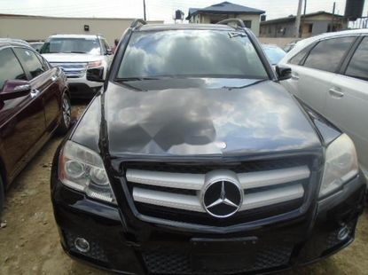 Clean Foreign Used Mercedes-Benz GLK 2011