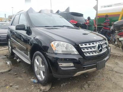 Foreign Used 2010 Mercedes-Benz ML350 for sale
