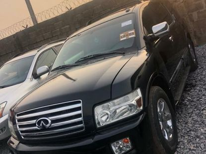 Foreign Used Infinity QX60 2006 Model