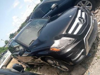 Foreign Used Mercedes-Benz GL-Class 2016 Model Black