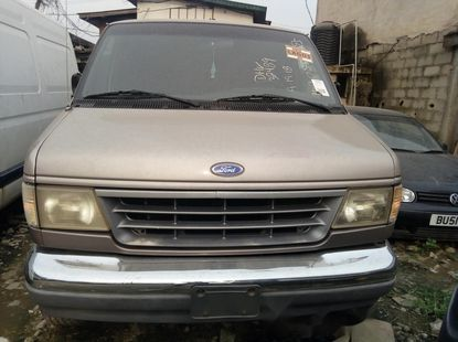 Foreign Used 2003 Maroon Ford T-300 for sale in Lagos.
