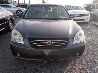 Naija Used Kia Optima 2007 Model Very CLean