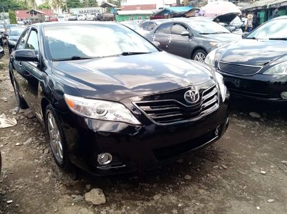 Foreign used 2008 toyota camry