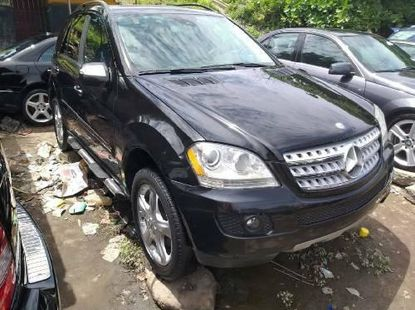 Mercedes-Benz ML350 2007 ₦3,700,000 for sale