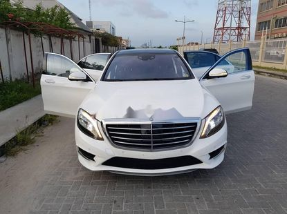 Foreign Used 2016 Mercedes-Benz S550 for sale in Lagos.