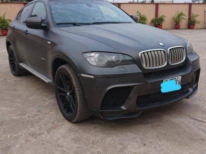 Clean Naija Used BMW X6 2011 Model
