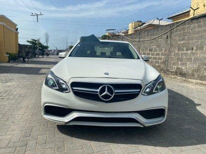 Full option Tokunbo Mercedes-Benz E350 2012