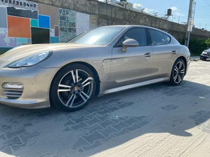 Porsche Panamera 2013 Model Tokunbo America spec  for sale