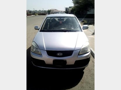 Naija Used 2009 Manual Kia Rio
