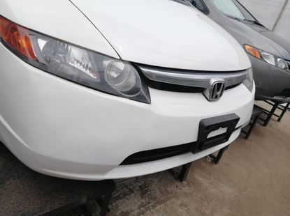 Foreign Used Honda Civic 2008 Model White