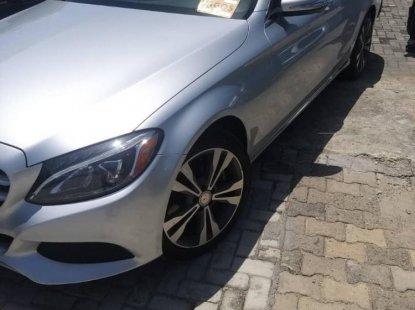 Mercedes-Benz C300 2015 Model for sale