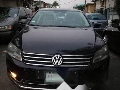 Nigeria Used Volkswagen Passat 2015 Model Black