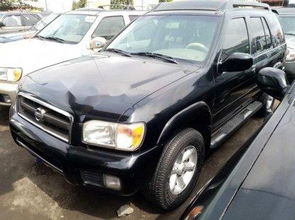 Clean Tokunbo 2003 Nissan Pathfinder for sale