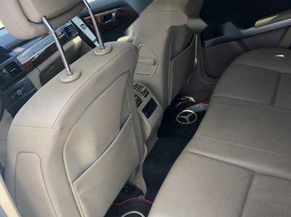 Nigeria Used Mercedes-Benz GLK 2009 Model White