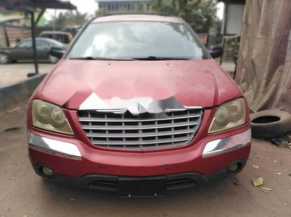 Foreign Used Chrysler Pacifica 2001 Model