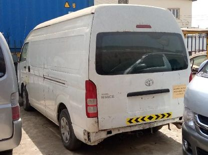 Tokunbo 2014 Toyota HiAce for sale