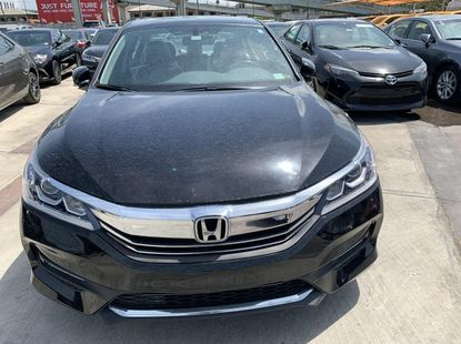 2017 Honda Accord Exl fullest option 2017 Model for sale
