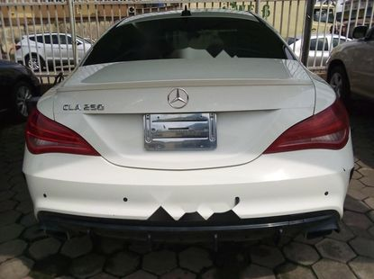 Tokunbo Thumb Start Mercedes-Benz CLA-Class 2014 Model for sale