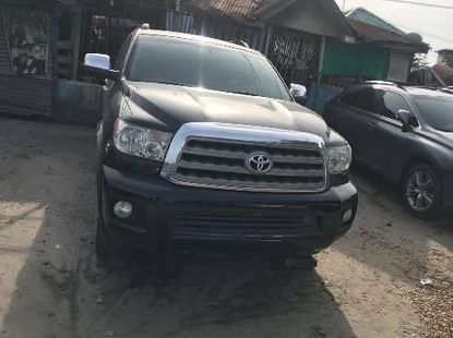 Tokunbo Toyota Sequoia 2011 Model for sale