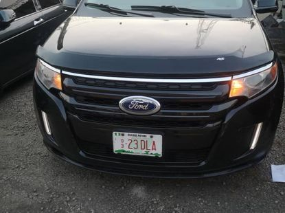 Foreign Used 2013 Model Ford Edge For Sale