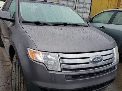 2011 Clean Foreign Used Ford Edge
