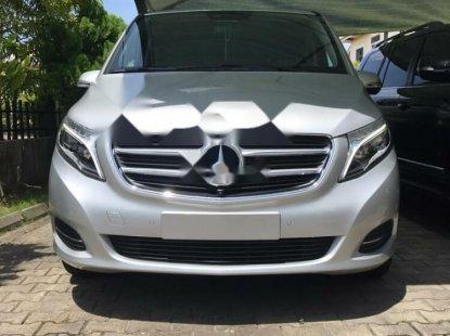 Tokunbo Mercedes-Benz Viano 2019 Model Silver