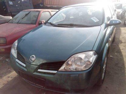 Tokunbo Nissan Primera 2005 Model