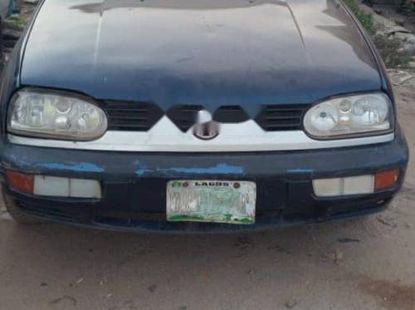 Well Maintained Naija Used 1999 Volkswagen Golf for sale