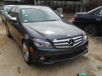 Very Clean Used 2008 Mercedes-Benz C300 Model for sale in Lagos