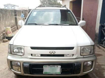 Clean used Infinity Qx4 for sale at affordable price!!
