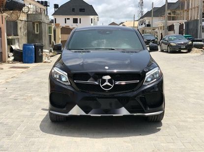 Foreign Used Mercedes-Benz GLE 2017