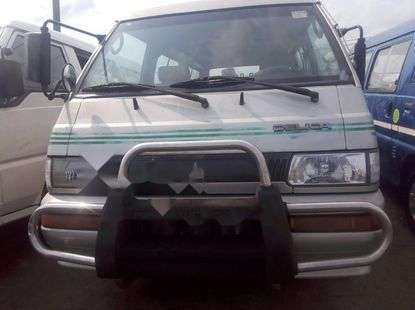 Very Clean Toks Mitsubishi L300 2008 Model for Sale